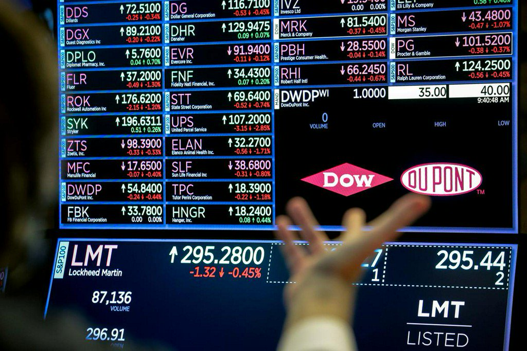 U.S. corporate breakups could be catalyst to change Dow index https://reut.rs/2U0X22m