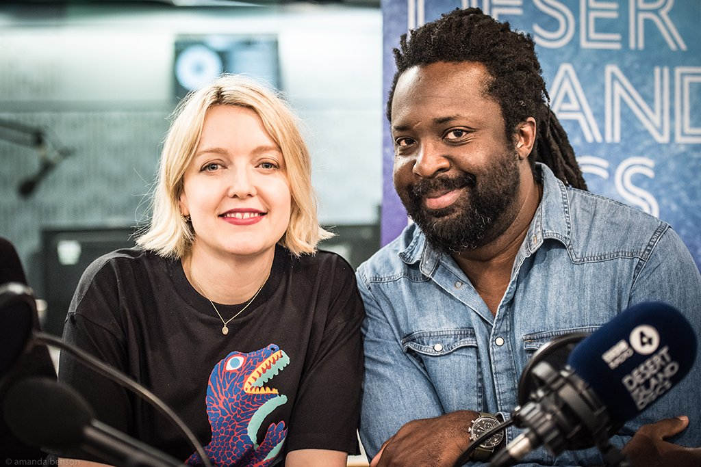 Memories of 'rainy days in Jamaica, skipping college'. Listen to hear which PG song @MarlonJames5 picks to take to the desert island.