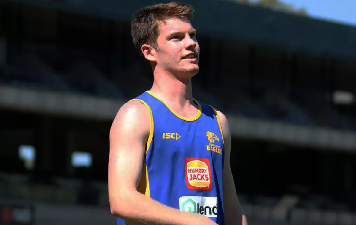 Draftee Luke Foley is pumped to pull on the wings tomorrow for our WAFL side.  Read: https://t.co/Vw1Mdb55kS https://t.co/a4eAQhXWTF
