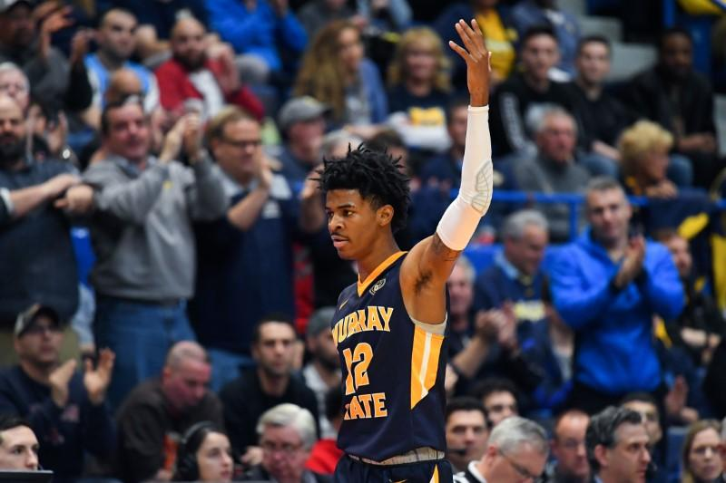 NCAA roundup: No. 12 Murray State stuns No. 5 Marquette https://reut.rs/2TXVS7T