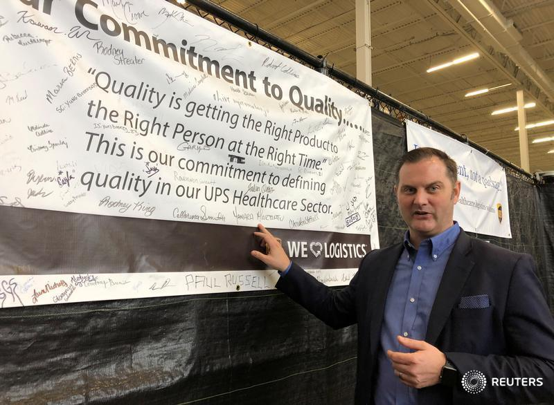 UPS eyes in-home health services with U.S. vaccine project https://reut.rs/2JsM8hI  by @LisaBaertlein @mikeerman1