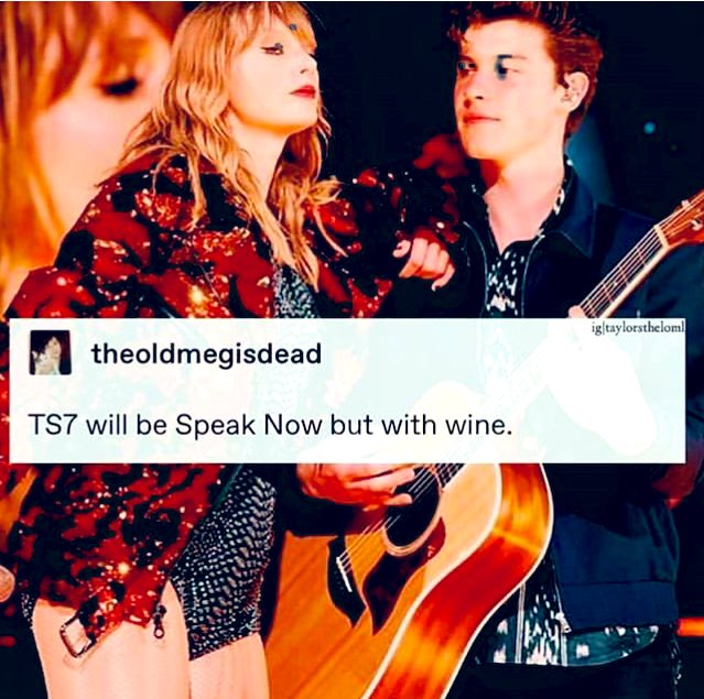 If this is true  #TS7 #TaylorSwift #SpeakNow <br>http://pic.twitter.com/EtniinU601