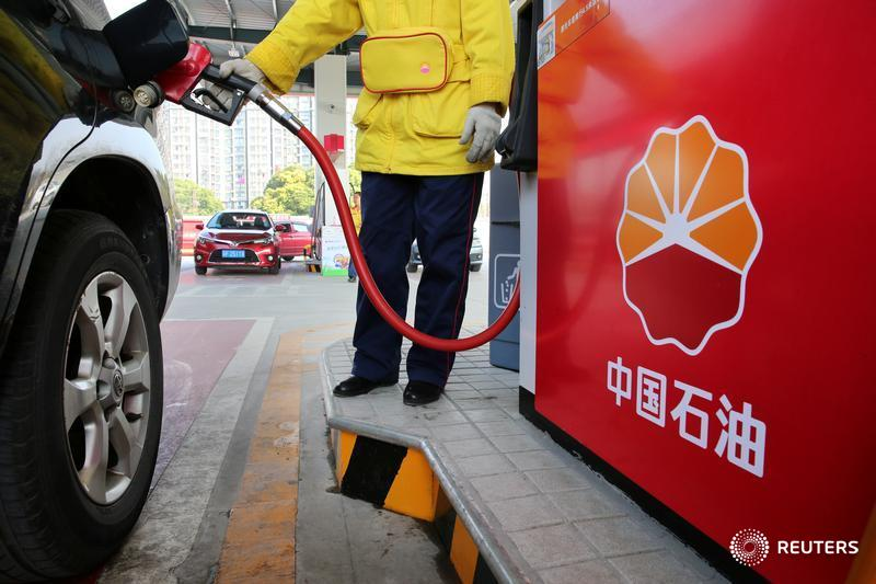 On @Breakingviews – China's majors fill up on gas at the right time, says @cbeddor: https://reut.rs/2Jy3YQt