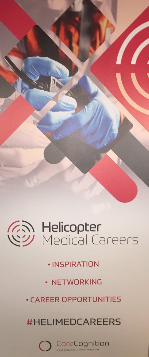 The Core Cognition team are all set for tomorrow's Helicopter Medical Careers Conference  A full house in Glasgow University with 300 attending  Follow with #HelimedCareers   Speakers confirmed ✔️ Exhibition stands ✔️ Delegate packs ✔️ Opening videos ✔️ After party ✔️