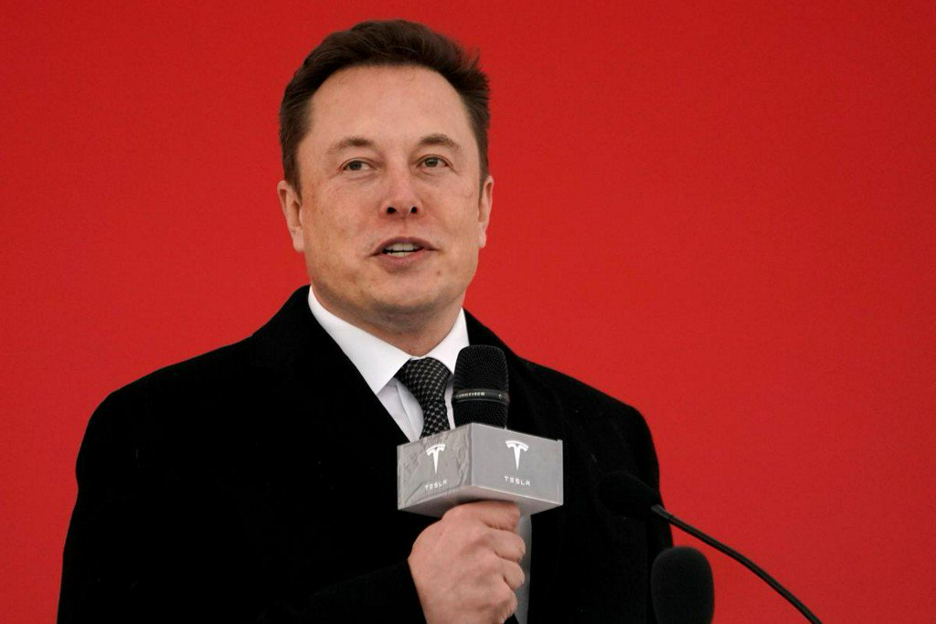 Tesla's Musk tells employees vehicle deliveries 'primary priority' near end of first quarter https://reut.rs/2JxaG9h