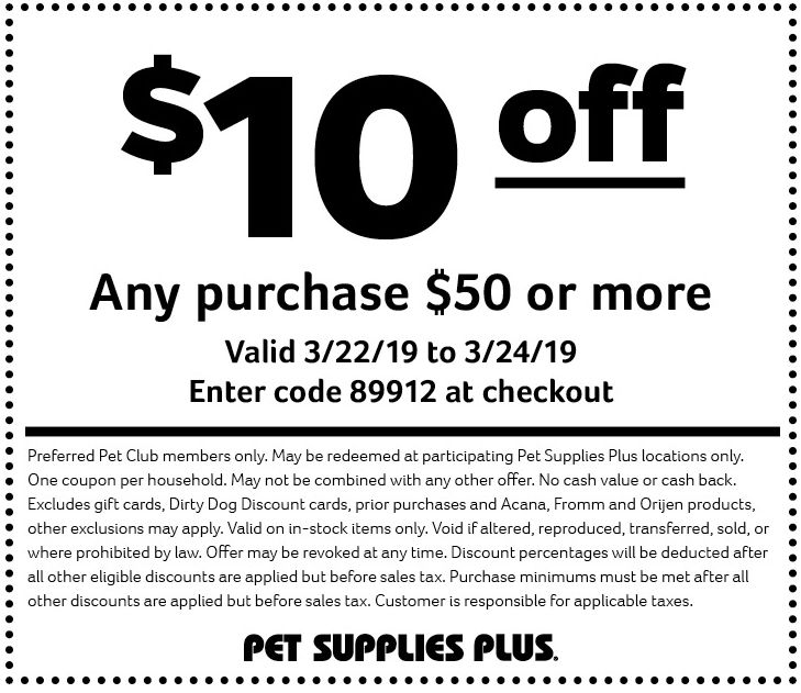 Pet Supplies Plus's photo on #fridayvibes