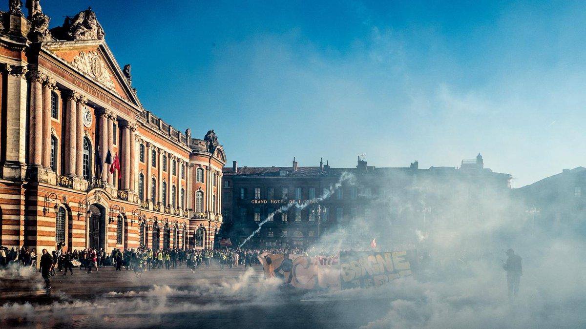 Toulouse : les