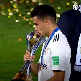 🇪🇸☝ @sergio_regui debutó con la selección española sub-21 ayer. ¡Enhorabuena! 👏 #HalaMadrid