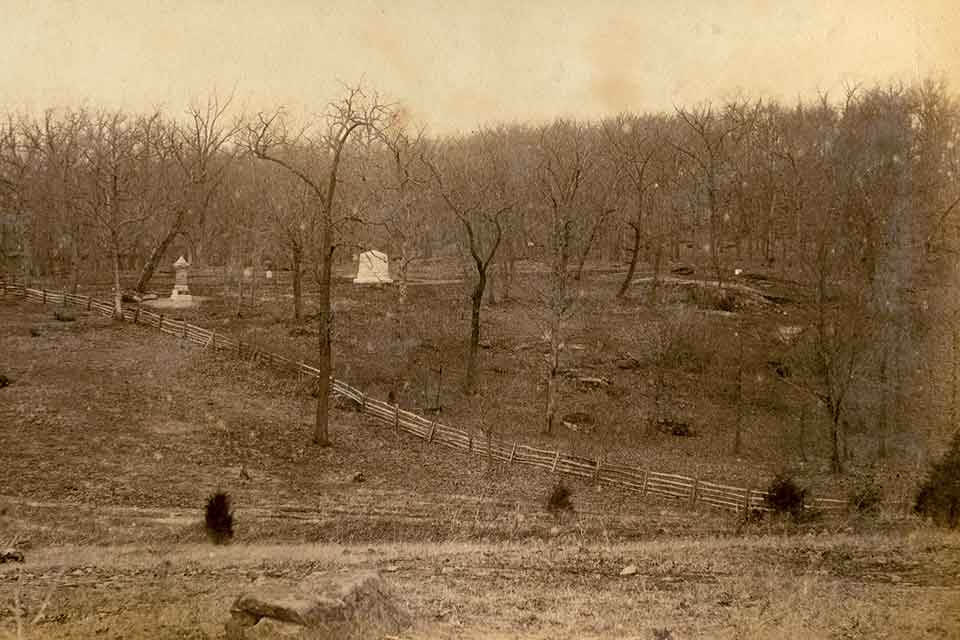 #FridayReads Crossroads: Making Gettysburg the shrine it is today required a true team effort, with the input of veterans from both sides:  https:// trib.al/QXoS9tz  &nbsp;  <br>http://pic.twitter.com/neKMRUr6Uf