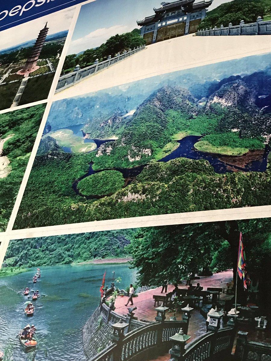 チャンアンの上空写真👍