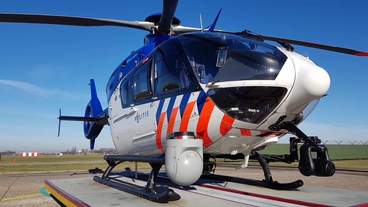 Politiehelikopter At Depolitieheli Twitter