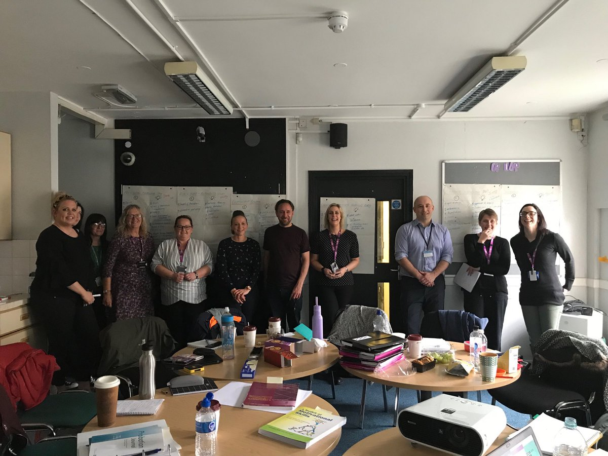 It's official the #seeds2practitioner reference group is up and running! A fantastic day reviewing the original SEED and considering innovative and engaging ways of taking SEEDS2 forward using our best resources - practitioners, service users and academic research #FridayReads <br>http://pic.twitter.com/oxiaRqIIl5