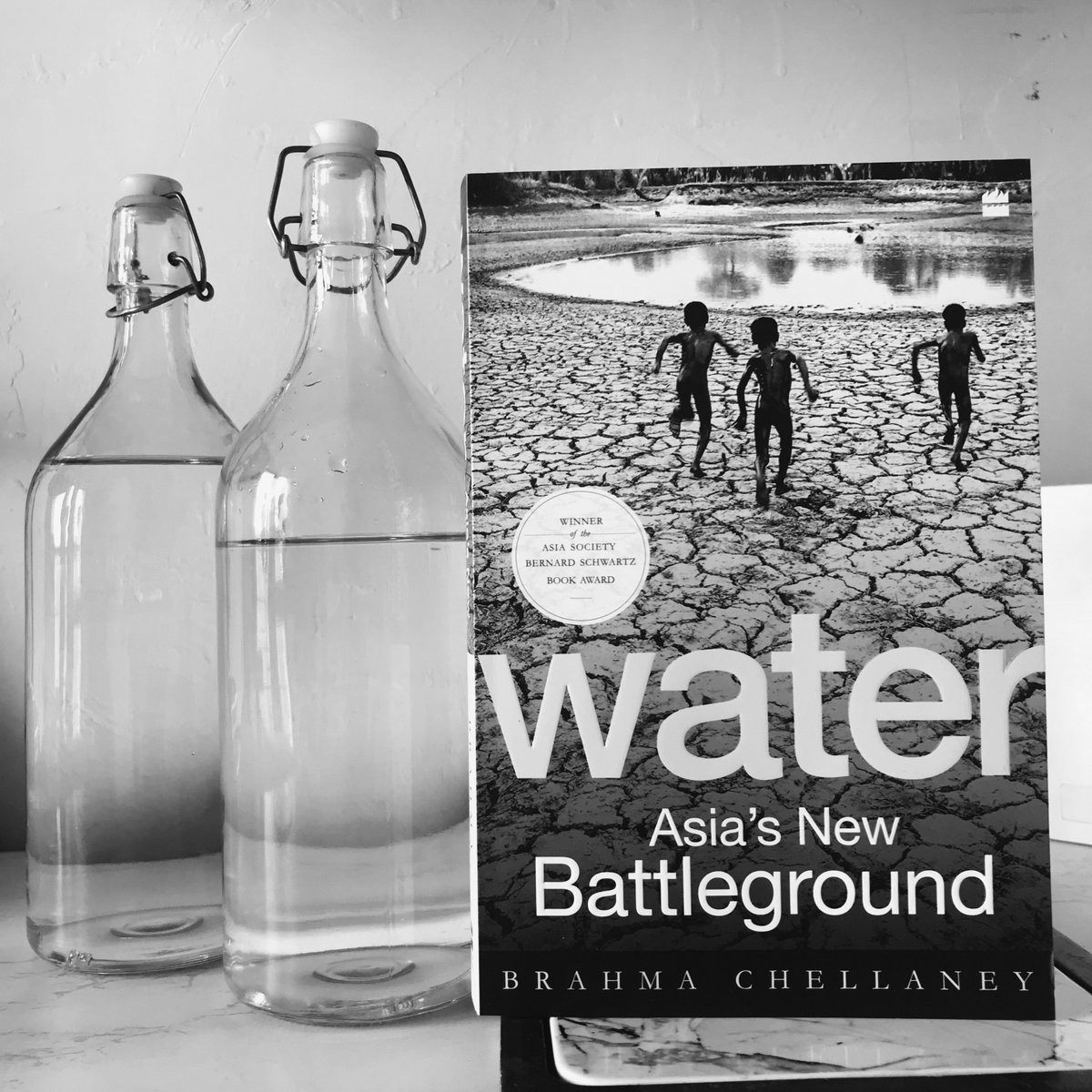 HarperCollins India's photo on #Water