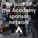 SO WHY SPONSOR #PLACEDACADEMY? To be a part of the Academy sponsor network! Join our growing PLACED network, build relationships that support collaborations, tenders, working partnerships and programmes. Visit: https://t.co/IK7Rm6dsUm to find out more! #PLACED