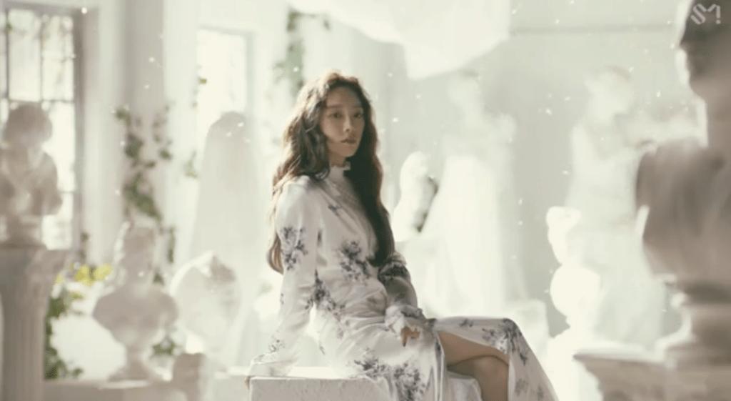 تايون من Girls'Generation تتألق بجمالها وبصوتها العذب في الفيديو الموسيقي الجديد لعودتها مع Four Seasons