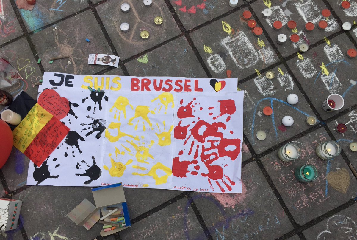 Three years ago, terrorism struck in Brussels. Two years ago, in London. One week ago, in Christchurch. Terrorism comes in many forms & may hide behind religion or ideology. But it always attacks our freedom & our values. Let our answer be to stand up against hate – every time.