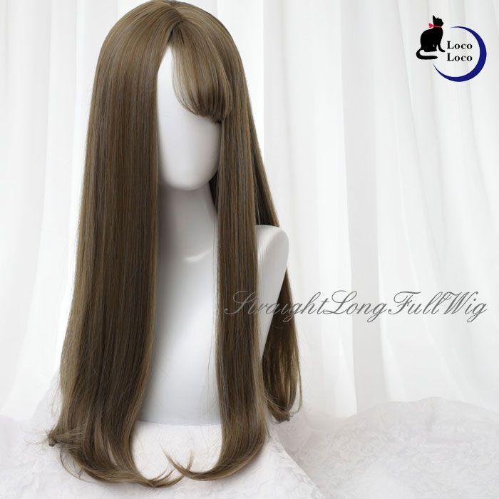 🌸お洒落してお花見へ❣️プレゼントキャンペーン🌸  サラサラのストレートロング✨ 柔らかなアッシュブラウンの髪色がフェミニンで可愛いらしい雰囲気に😍1名にプレゼント  🍀 フォロー&RTで応募完了 🍀締切 3月30日   ▼商品はこちら▼ https://locoloco.jp/?pid=125693454  #レイヤーさんと繋がりたい