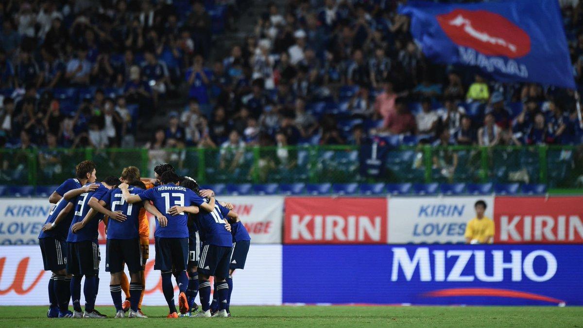 Goal Japan's photo on #日本代表