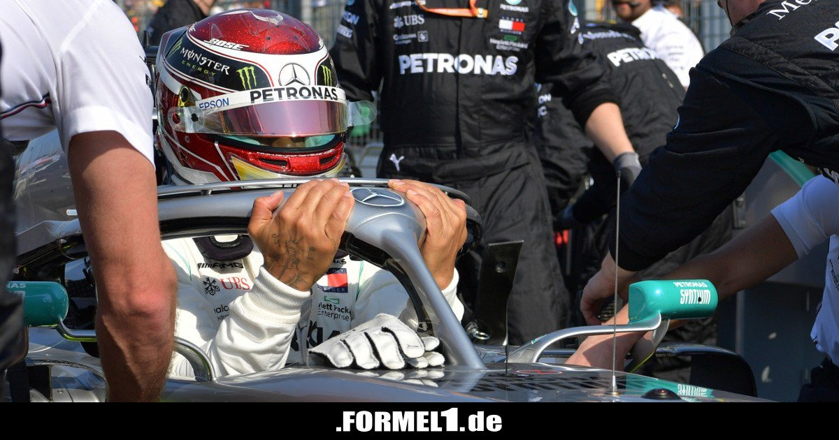 #F1-Live-Ticker: #FormulaE ist scharf auf @LewisHamilton https://t.co/anPgEUUCtI https://t.co/w27bu0LPw5