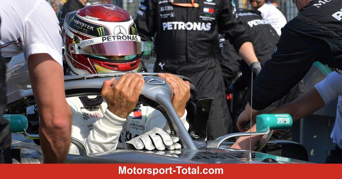 #F1-Live-Ticker: #FormulaE ist scharf auf @LewisHamilton https://t.co/JYhmZsOhrR https://t.co/oOCovqSy1Y