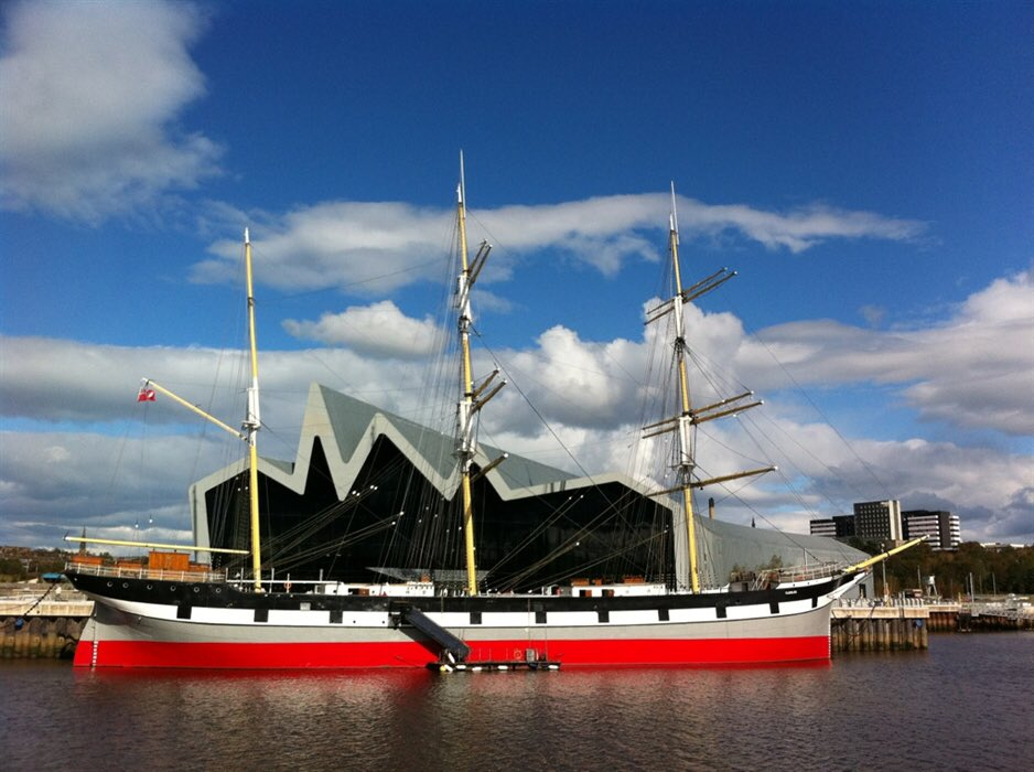 Primary 7 on the road. Visiting the Tall Ship and Transport museum Glasgow. @MrDStraiton
