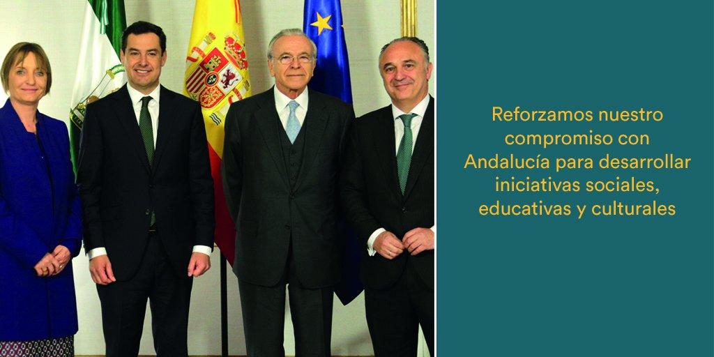 #BuenasNoticias Reforzamos nuestro compromiso con #Andalucía para desarrollar iniciativas sociales, educativas y culturales y contribuir a mejorar la calidad de vida de las personas. Vía @LaVanguardia http://bit.ly/2TWivKN cc @AndaluciaJunta