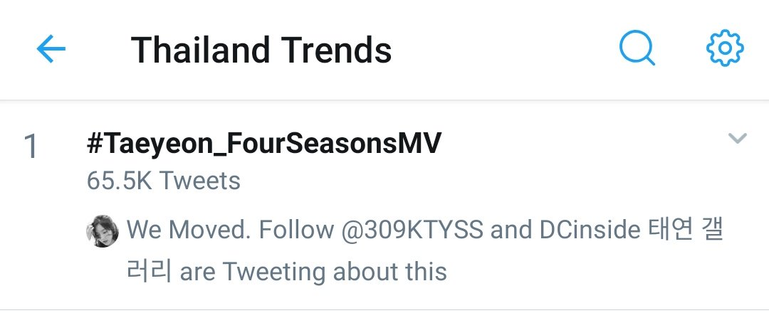 #Taeyeon_FourSeasonsMV is trending no.1 in Thailand &amp; Malaysia, no.2 in The Philippines and no.3 in Indonesia   Keep tweeting and streaming   https:// youtu.be/4HG_CJzyX6A  &nbsp;  <br>http://pic.twitter.com/GvupT2blZq