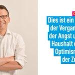 Image for the Tweet beginning: Unser haushaltspolitischer Sprecher @Otto_Fricke vermisst