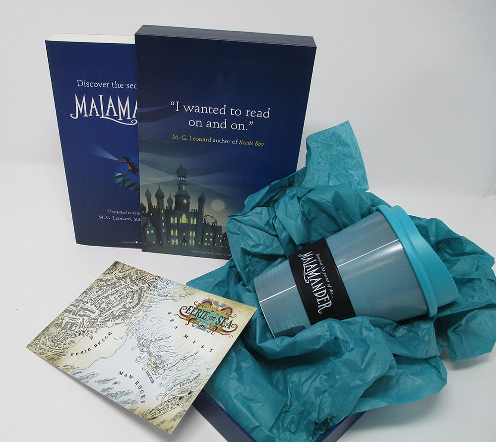 Retweet &amp; Follow @BadgerLearning for your chance to #win this beautiful gift set of Malamander by Thomas Taylor. Competition closes Wednesday 3rd April 2019. Good luck! #freebiefriday #competition #friyay <br>http://pic.twitter.com/72183vSS0y