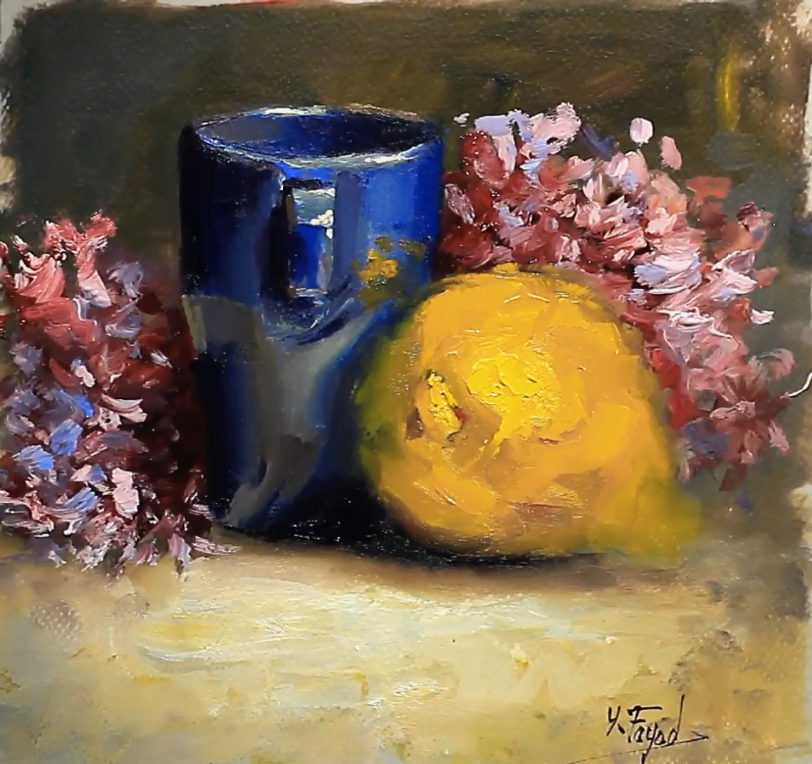 Still life  oil painting 4 colors only By Yasser Fayad https://t.co/Ws0Va2ph5t … @YasserFayad4  #oilpainting, #artist, #art, #paintings, #pleinair, #gallery, #drawing, #wildlifeart,  #arthistory https://t.co/6Hyzu0qmGa