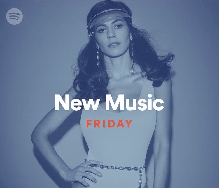 """Thank you so much @SpotifyUK for making """"Orange Trees"""" No.1 on New Music Friday! So amazing. xx <br>http://pic.twitter.com/C7FU7Zt2ZP"""