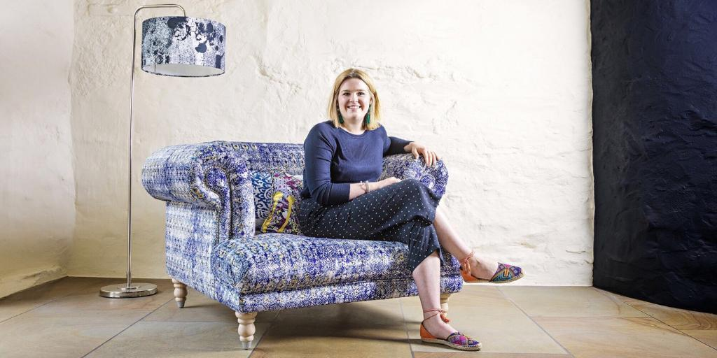 test Twitter Media - Becka Spence was determined to apply her creative skills commercially and decided to launch her own business: Pattern and Print Upholstery, based in Windermere. Read her business start-up story at https://t.co/GTXSnAKKQM and find out how we could help you with YOUR business idea. https://t.co/5oscaw2zmy