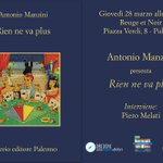 Image for the Tweet beginning: Terzo appuntamento in programma per