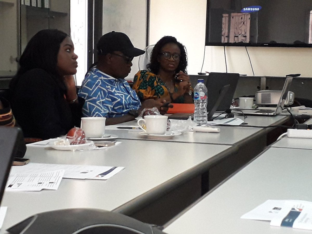 Abi Baiyewu-Teru of @Globalrightsng - the laws of Nigeria actively discriminate against women in the Extractive, an example is the Section 56(1) of the Labour Act which prevents women from engaging in underground work in the mines.  #OGPWeekNG19 #BalanceforBetter