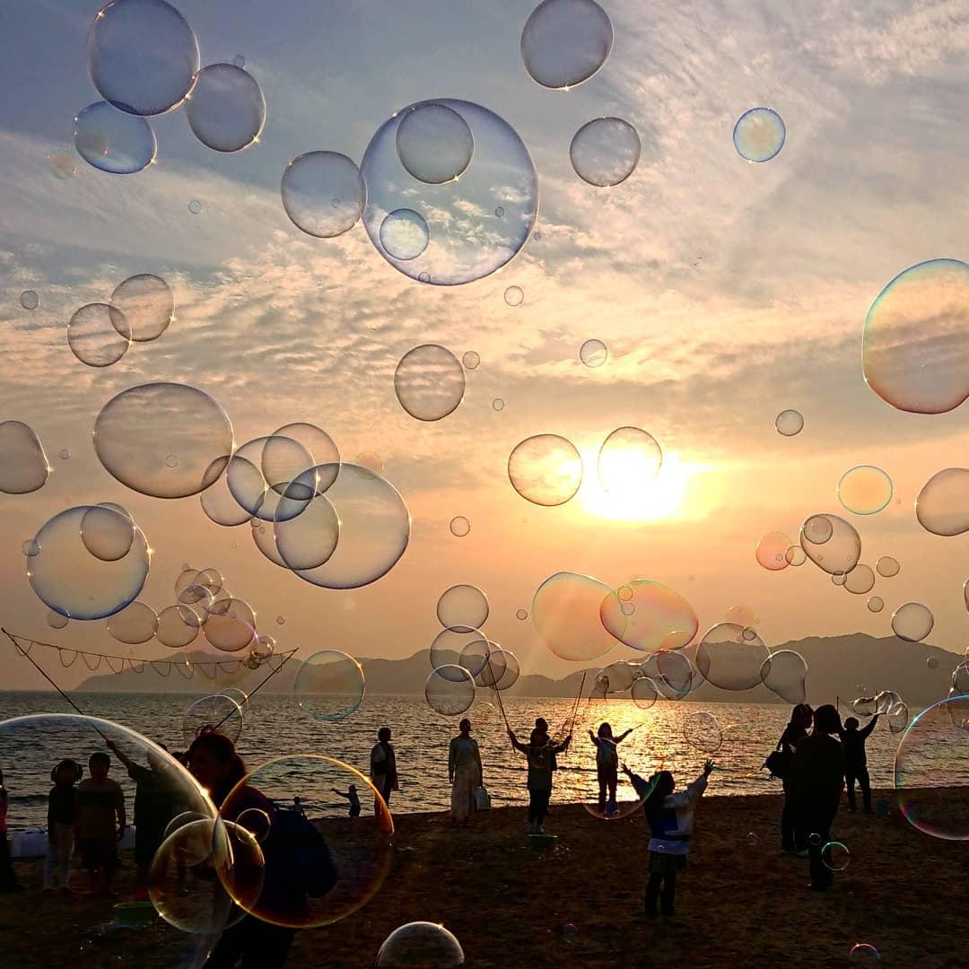 虹ヶ浜のポテンシャルを見てほしい。  #光市 #虹ヶ浜 https://t.co/BohOxJK5Fr