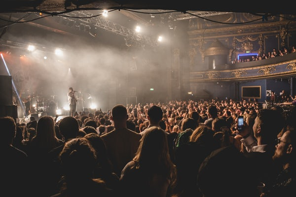 sold out @electricbrixton thank you x NEW TUNE out now check it!  listen 👉🏼 https://t.co/H7oRTp75k1 https://t.co/gtpPDs7GWZ