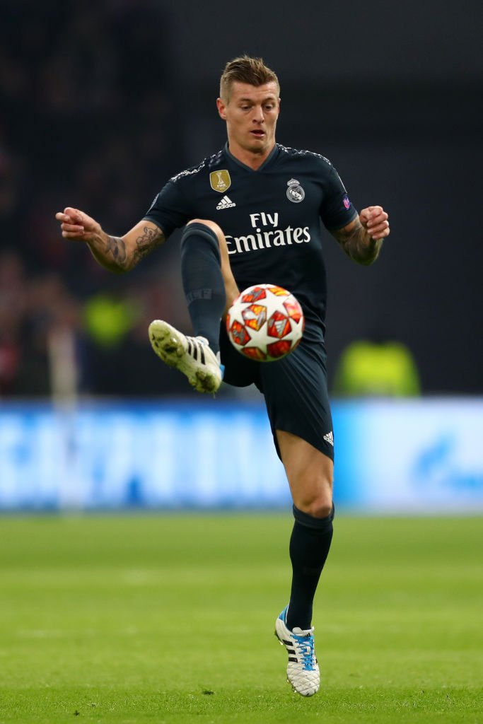 Most successful final third passes in the Champions League this season:  🥇 T. Kroos -- Real Madrid (238) 🥈 L. Messi -- Barcelona (159) 🥉 D. Silva -- Manchester City (153)  http://wscrd.co/ChampionsLeague