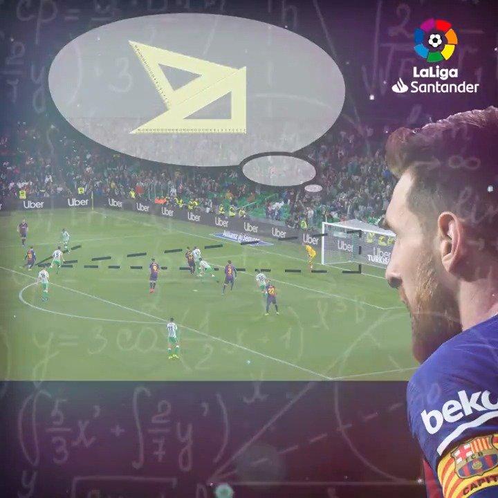 Friamente calculado...   🛸 Messi 🛸   @fcbarcelona_br