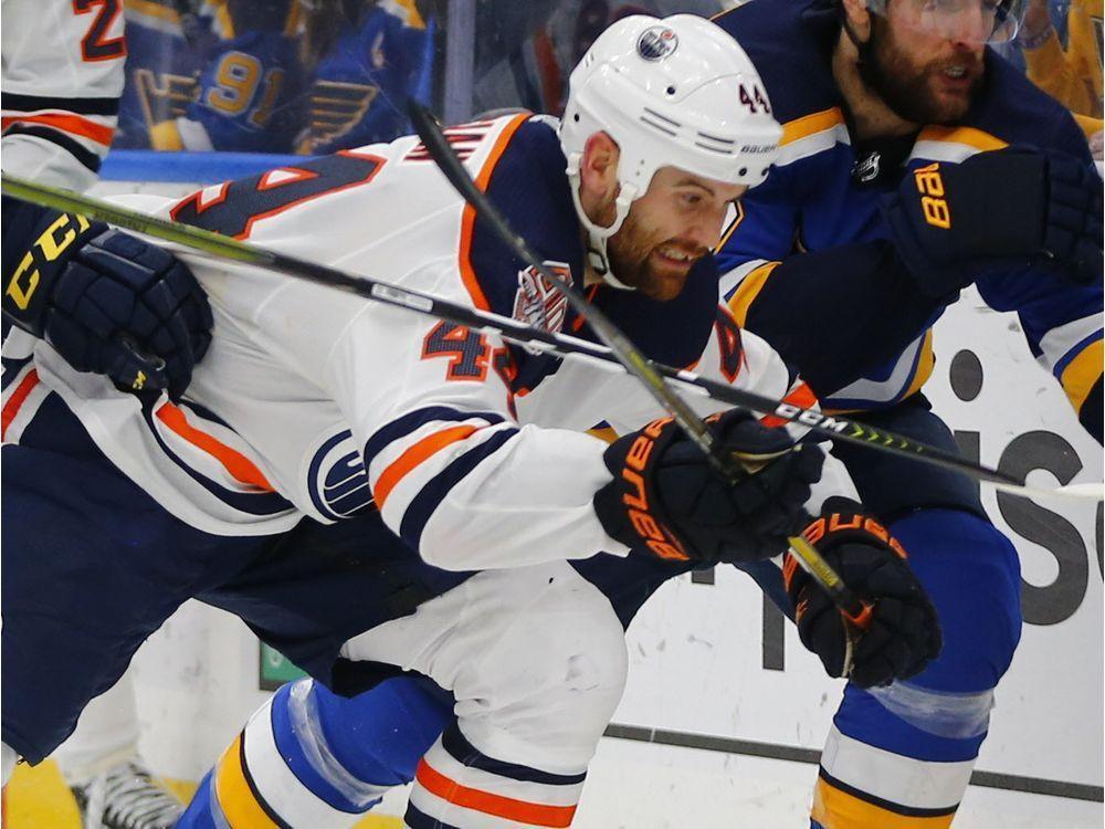 Edmonton Journal's photo on Oilers