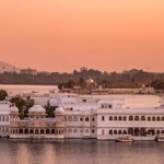 Image for the Tweet beginning: The Jagmandir Palace in Udaipur,