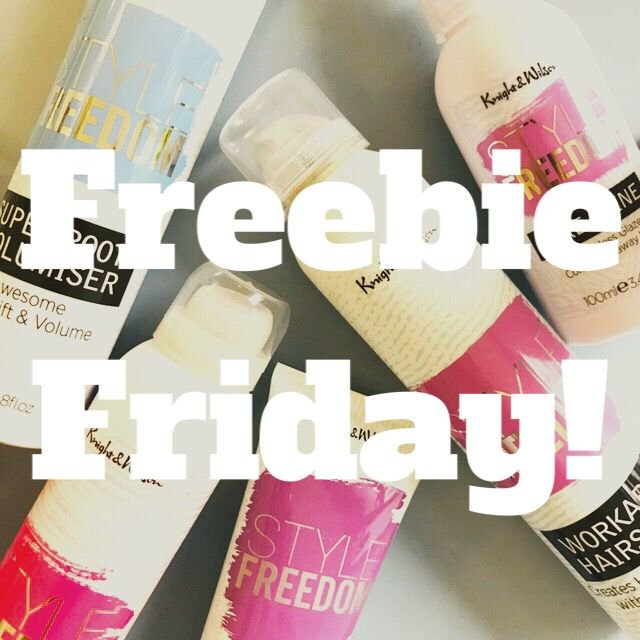 Who fancies a secret #FreebieFriday surprise goody bag of Style Freedom products? Thought so! Simply FOLLOW &amp; RT to enter, letting us know what you&#39;d LOVE to find in your goody bag!  Closes 23:59 on 24.03.19. UK only. 16+. GOOD LUCK! <br>http://pic.twitter.com/Q9dAD8QIkc