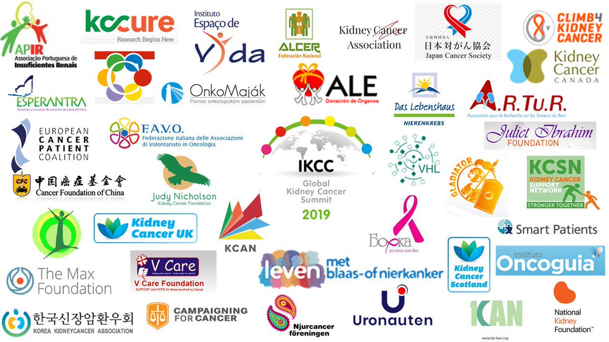 Ikcc Kidney Cancer On Twitter Our 9th International Conference For Organisations Representing Kidneycancer Patients Will Welcome Over 50 Patient Advocates From 25 Countries And 6 Continents See You On April 4 6 In
