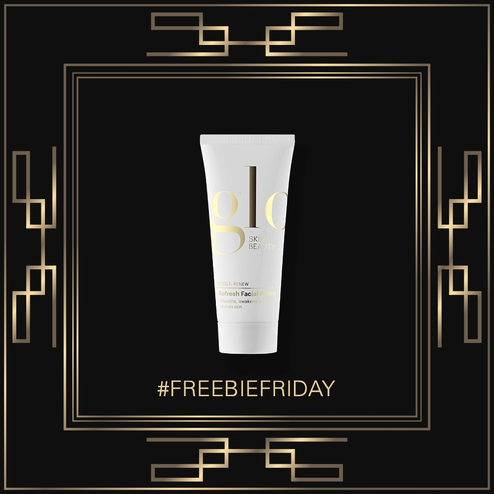 Happy #FreeBieFriday!  Would you like to be in a chance to win our Refresh Facial Polish?  How to enter:   1 Follow us  2 Like &amp; Retweet  3 Tag your friend   The winner will be notified on Monday the 25th of March.  Good luck! Only Uk and Irland resident #skincare #giveaways<br>http://pic.twitter.com/0LxeeTRS4u