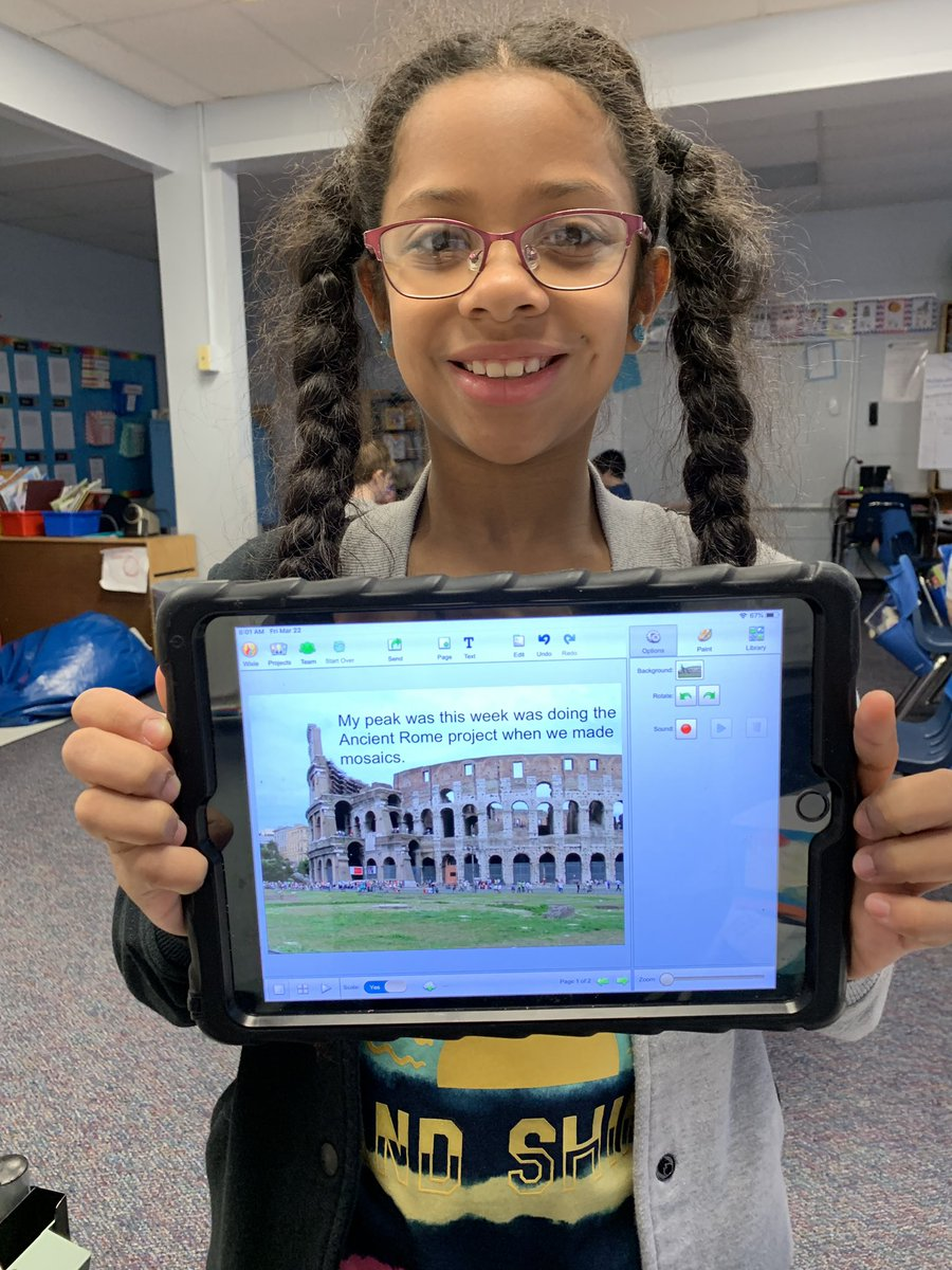 Our peak of the week was during content! We love our expedition on ancient civilizations! <a target='_blank' href='http://twitter.com/CampbellAPS'>@CampbellAPS</a> <a target='_blank' href='https://t.co/HzgSnHHARG'>https://t.co/HzgSnHHARG</a>