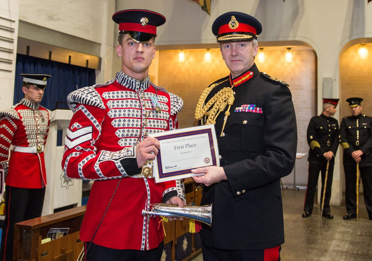 A soldier from the Grenadier Guards has won one of the Army's most prestigious and nerve-wracking competitions, read the article to find out what his award was for: http://ow.ly/Ld2i50nO8Q1