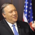 Image for the Tweet beginning: Mike Pompeo: It's Possible Trump