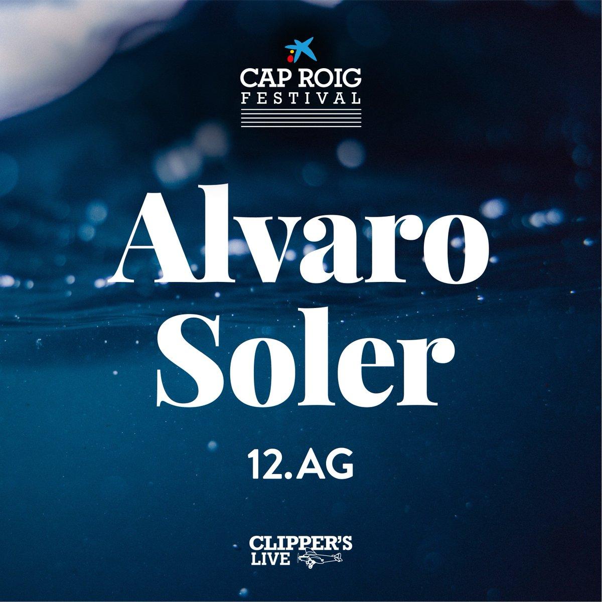 ¿Quieres revivir canciones como 'Sofia' o 'Yo contigo, tú conmigo'? Ven el 12/8 al concierto de @asolermusic en #CapRoigFestival19 y disfruta de las canciones del verano y de su nuevo álbum 'Mar de colores'. Compra tus entradas en: http://bit.ly/2Wfl2vU cc @CapRoigFestival