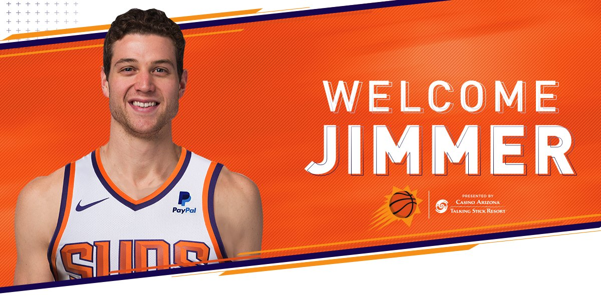 Welcome to the Valley, @jimmerfredette!