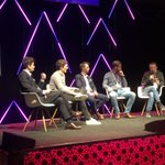Image for the Tweet beginning: Great #proptech panel @STARTSummit_ in