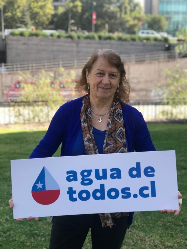 "Guido Girardi в Twitter: ""Sara Larraín ecologista invita a firmar ..."